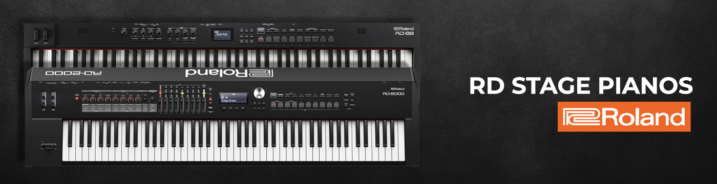 Roland RD Series Stage Pianos